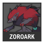 Super Smash Bros. Strife Pokémon box - Zoroark