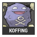 Super Smash Bros. Strife SR enemy box - Koffing