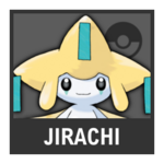 Super Smash Bros. Strife Pokémon box - Jirachi