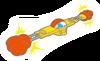 Brawl Sticker Helibokaan (Kururin Squash!)