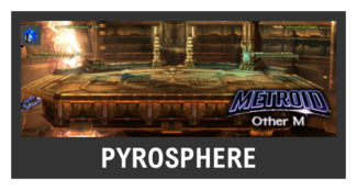 Super Smash Bros. Strife stage box - Pyrosphere