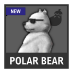 Super Smash Bros. Strife Assist box - Polar Bear