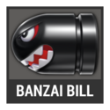 Super Smash Bros. Strife SR enemy box - Banzai Bill