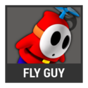 Super Smash Bros. Strife SR enemy box - Fly Guy