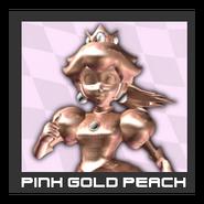 ACL Mario Kart 9 character box - Pink Gold Peach