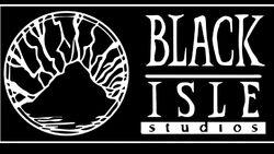 Black isle studios logo