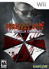Resident evil the umbrella chronicles wii
