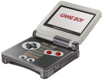 Gmae Boy Advance SP
