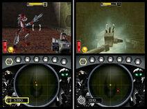 Bionicle Heroes DS screenshots