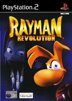 Rayman 2 Revolution COVER