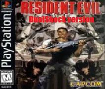 Resindent Evil dualshock version