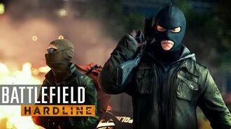 Battlefield Hardline Official Launch Gameplay Trailer