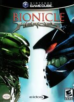 Bionicle Heroes GameCube