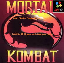 Mortal Kombat (Snes CD)
