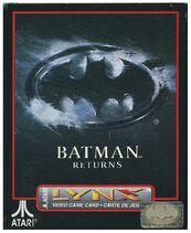 Batman Returns ATARI Lynx