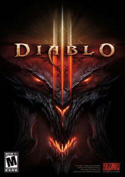 Diablo III okładka
