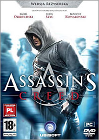 Okładka-Assassin's Creed