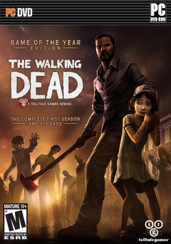 The Walking Dead okładka