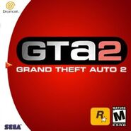 GTA 2 Dreamcast