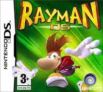 Rayman DS Box-art