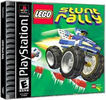 Lego Stunt Rally PSone