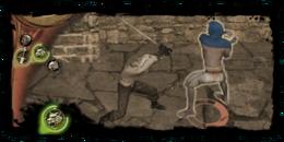 Wiedźmin styl walki
