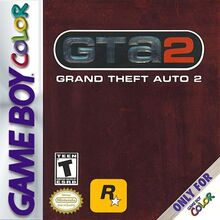GTA 2 GBC