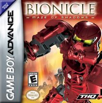 Bionicle Maze of Shadows