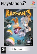 Rayman 3 front