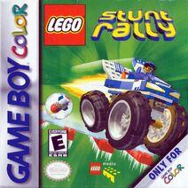 Lego Stunt Rally PSone GBC Cover