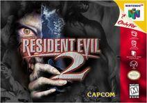 Resident Evil 2 n64