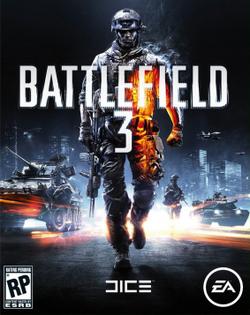 Battlefield 3 okładka