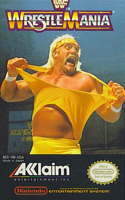 WWF NES