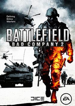 Battlefield Bad Company 2 okładka