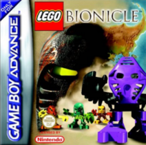 Lego Bionicle Quest for the Toa
