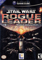 Star Wars Roug Squadron II Rouge Leader