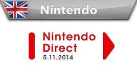 Nintendo Direct Presentation - 05.11