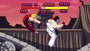 Ryu VS Ken Rap Battle Starbomb 10