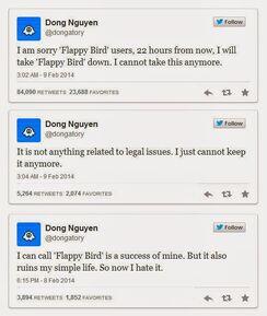 Dong Nguyen Tweets 1