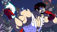 Ryu VS Ken Rap Battle Starbomb 2