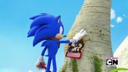 Sonic Boom The Sidekick 6