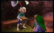 The Legend of Zelda Majoras Mask 3D 3