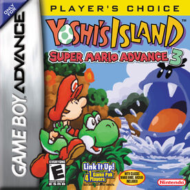 Players Choice Super Mario Advance 3 Yoshis Island Boxart