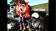 Crash Bash Commercial