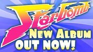 New STARBOMB album out RIGHT NOW!!!!