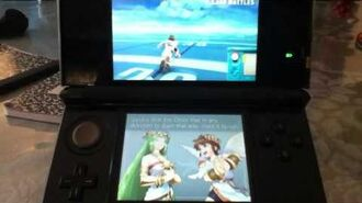 Super Bash Sisters? (Kid Icarus Uprising)