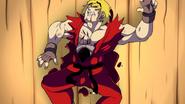 Ryu VS Ken Rap Battle Starbomb 9