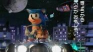 Sonic The Hedgehog 1991 Japanese Commercial