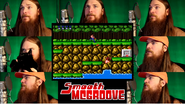 Smooth McGroove Contra Forest Theme Cat 1