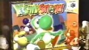 Yoshi's Story - N64 Video Game TV Commercial - Nintendo 64